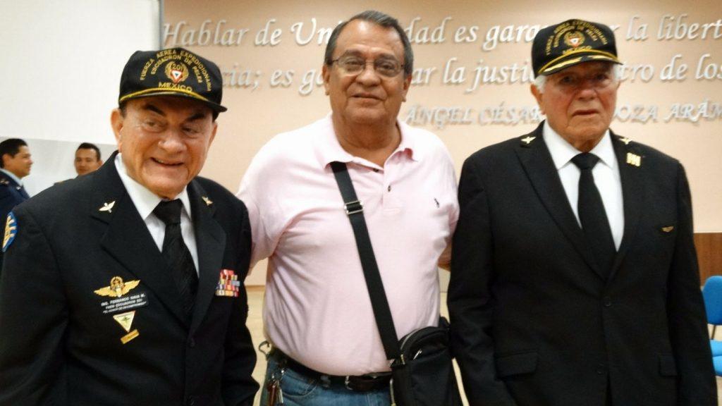 Max Rodríguez, al centro. Foto: Tomada de Facebook