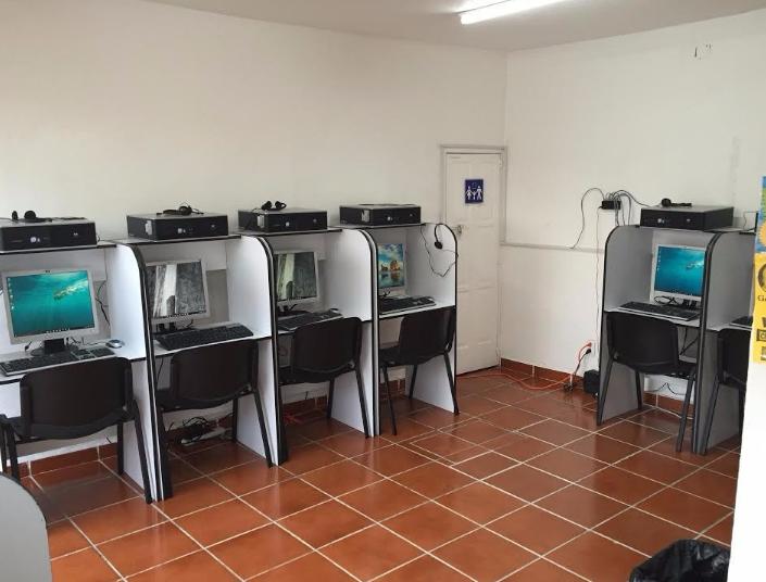 Casa De Citas Y Sexo Oculto En Ciber Café De Querétaro