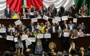 Morena rechaza dar al PAN presidencia de San Lázaro