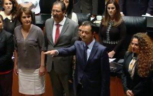 Gabriel Yorio González es ratificado como subsecretario de Hacienda