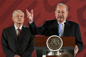 Carlos Slim deja en el aire la posibilidad de construir el aeropuerto en Texcoco