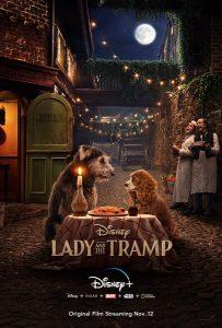 """Disney revela imagen oficial de """"La dama y el vagabundo"""""""
