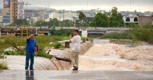 CNPC emitió declaratoria de emergencia para 5 municipios de Sinaloa