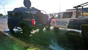 En Nuevo Laredo, civiles armados atacaron Hotel donde descansaban Policías Estatales de Tamaulipas