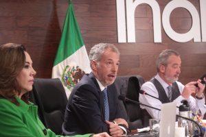 INAI pide a SEDENA informar sobre delitos de internos en prisiones militares