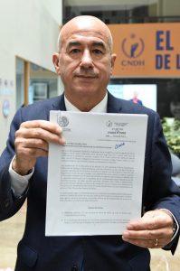 PAN presentó queja ante CNDH contra el Gobierno Federal por escasez de medicinas para cáncer