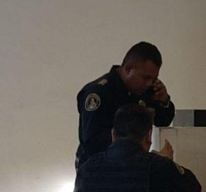 Policías Foto: SSC