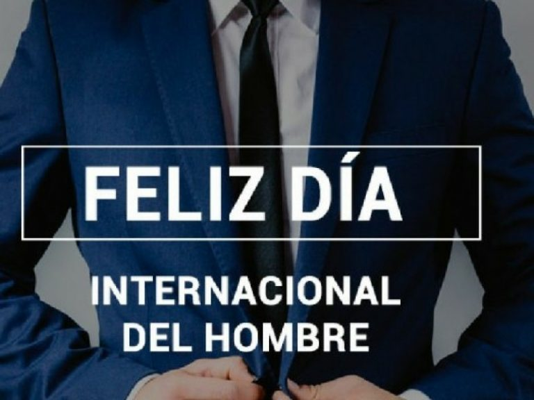 """Sabes por qué hay un """"Día internacional del hombre""""?"""