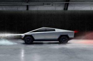 Tesla Cybertruck Foto: Internet