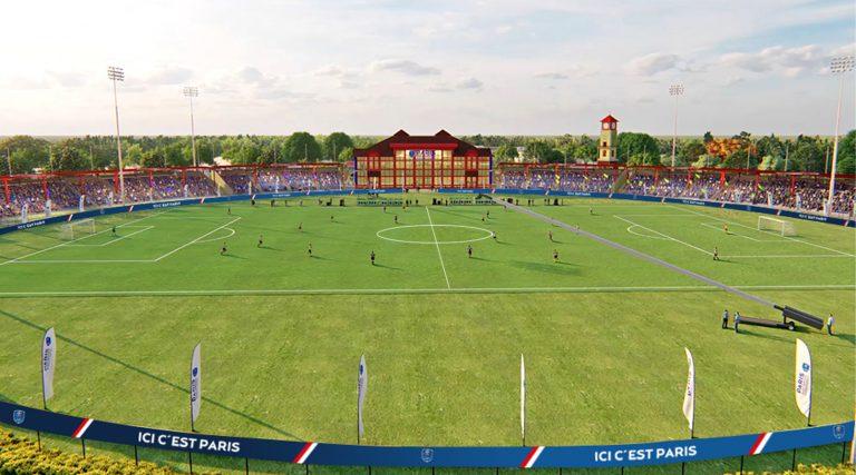 Primer Programa Residencial De Paris Saint Germain Academy Pro